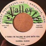 Darrell Glenn - Only a Pastime/ I think I'm Falling in Love with Y