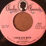 Nat Stuckey - Adorable Women/ I knew Her When