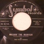 Four Hunks - Mashin the Madison/ Sweet Tooth