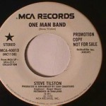 Steve Telston - One Man Band