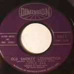 Little Eva - Old Smokey Locomotion/ Just a little Girl