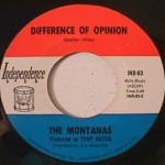Montanas - You've Got to be Loved/ Difference of Opinion