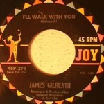 James Gilreath - Little Band of Gold/ I'll Walk with You
