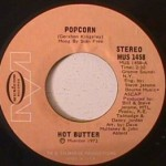 Hot Butter - Popcorn/ At the Movies