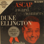 Duke Ellington - ASCAP Award Winners