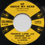 Frankie Lane & Johnnie Ray - Up Above My Head
