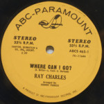 Ray Charles - Where Can I Go?/Ol' Man Time