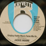 Jackie Moore - Who's Next, Who's Now/Singing Funky Music