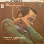 Frank Sinatra - Where Are You - SIS