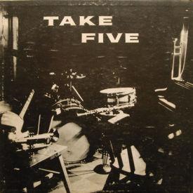 Teke Combo Of Tau Kappa Epsilon Purdue - Take Five