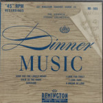 Viennese String Orchestra - Dinner Music