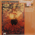 Ray Peterson - Missing You/Best Of - SIS