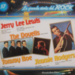 Jerry Lee Lewis/Dovells/Tommy Roe/Jimmie Rodgers - La Grande Storia Del Rock