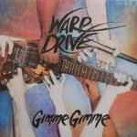 Warp Drive - Gimme Gimme - AUTOGRAPHED