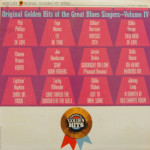 V/A - Original Golden Hits Of Great Blues Singers Vol. 4