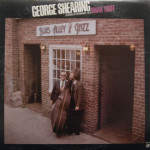 George Shearing - Blues Alley Jazz - Autographed