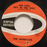 Shirelles - His Lips Get In The Way