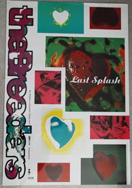 Breeders - Last Splash (Poster)