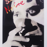 Bryan Ferry - Bete Noire (Poster)