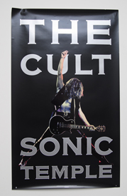 The Cult - Sonic Temple (Poster)