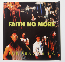 Faith No More - The Real Thing (Poster)