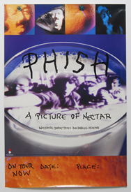 Phish - A Picture Of Nectar (Poster)