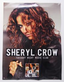Sheryl Crow - Tuesday Night Music Club (Poster)