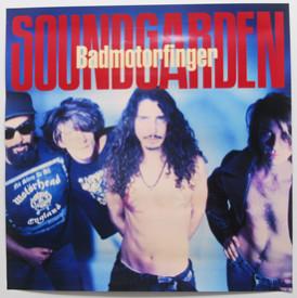 Soundgarden - Badmotorfinger (Poster)