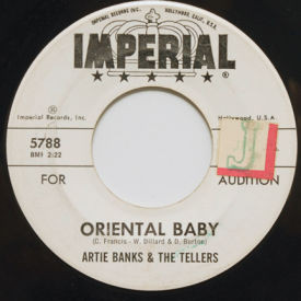 Artie Banks & The Tellers - Oriental Baby/The Spider And The Fly