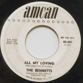 Bennetts - All My Loving