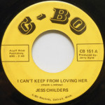 Jess Childers - I Can't Keep From Loving Her/Timber, I'm Falling