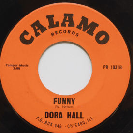 Dora Hall - Cousin Of Mine/Funny
