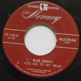 Billie Holiday - Blue Moon/You Go To My Head