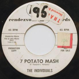 Individuals - 7 Potato Mash/Crazy Horse