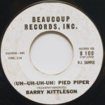 Barry Kittleson - (Uh-Uh-Uh-Uh) Pied Piper