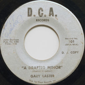 Gary Laster - A Drafted Minor/The Riddle