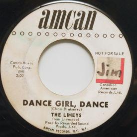 Limeys - Dance Girl, Dance