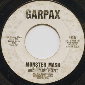 """Bobby """"Boris"""" Pickett - Monster Mash/Monster's Mash Party"""