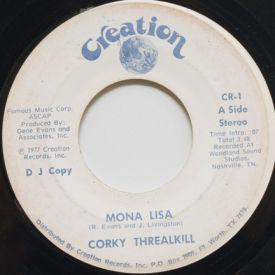 Corky Threalkill - Mona Lisa