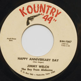 Jimmy Welch - Happy Anniversary Day