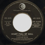 Yardbirds - Heart Full Of Soul/Steeled Blues