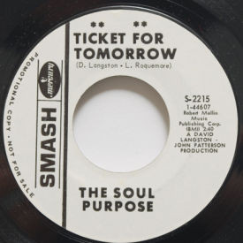 Soul Purpose - Ticket For Tomorrow