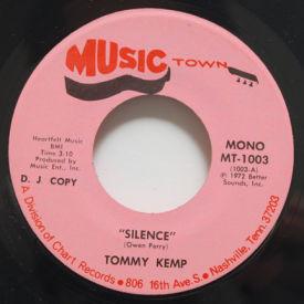 Tommy Kemp - Silence