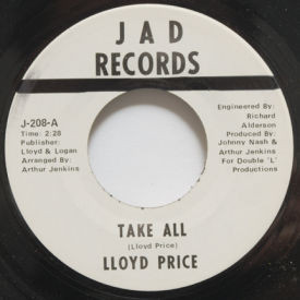 Lloyd Price - Take All