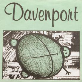 Davenport - (Thank God For) Hurricanes/Real Blonde