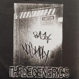Degenerics - No Comply/Human Race-ist/Consumers/Heaven