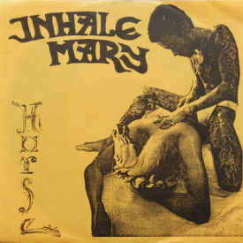 Inhale Mary - Horse/Gift Black Rain Cloud