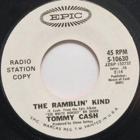 Tommy Cash - Ramblin' Kind