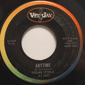 Frank Ifield - Anytime/Lovesick Blues