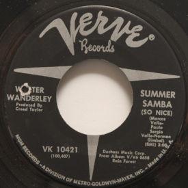 Walter Wanderly - Summer Samba